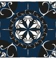 Intricate Ornate Seamless Pattern vector image