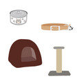 pet shop accessories vector image