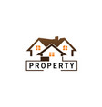 architecture for home and houses for logo design vector image vector image