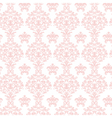 Damask luxury ornament pattern vector image vector image