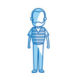 father dad male member of family vector image vector image