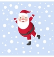 Santa Claus for Christmas Card vector image vector image