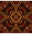Tribal ethnic indian seamless pattern vector image vector image