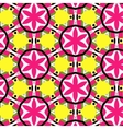 seamless color pattern vector image vector image