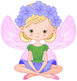 Spring Fairy vector image vector image
