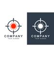 orona logo shape safety ban icon vector image vector image