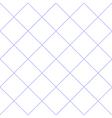 Purple Grid White Diamond Background vector image vector image