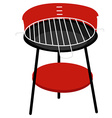 Barbeceu grill vector image
