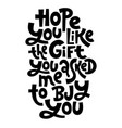 antichristmas lettering quotes vector image vector image