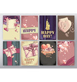 background Happy Day vector image vector image