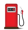 gasstation vector image