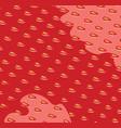 strawberry texture vector image
