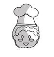 happy child icon image vector image
