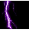 Abstract purple lightning flash background