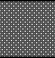 seamless pattern texture with crosses vector image vector image
