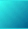 abstract blue waves lines underwater background vector image vector image