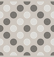 checkers pattern seamless game background with vector image vector image