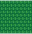 money finance pattern background graphic vector image