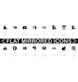 money - flat icons vector image vector image