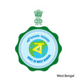 coat arms west bengal is a indian region