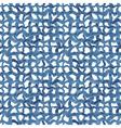 Handdrawn seamless ink pen inspired trendy vector image vector image