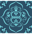 Damask elegant floral pattern vector | Price: 1 Credit (USD $1)