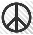 peace eps icon vector image