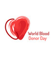 world blood donor day june 14