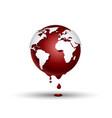 world vector image