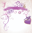 fairies and flowers vector image
