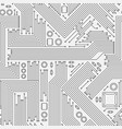 electronic boards texture computer circuit board vector image