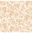 Elegant Floral Pattern vector image vector image