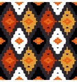 Native american geometric pattern vector image vector image