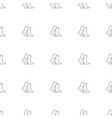 socks icon pattern seamless white background vector image vector image