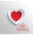valentines day background 0512 vector image vector image