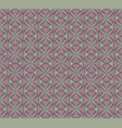 abstract fabric ornament geometric line seamless vector image vector image