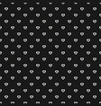 seamless pattern with tiny hearts abstract vector image vector image