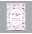 Baby Arrival or Shower Card vector image vector image