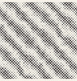 modern stylish halftone texture endless abstract vector image