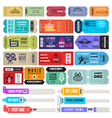 events bracelet entrance key for music party vector image vector image