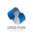 logo concept design symbol graphic template vector image vector image
