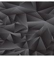 Abstract Grey Polygonal Pattern vector image vector image