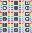 Message Golf hole Socket Smartphone Headphones vector image vector image