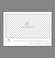simple wall calendar july 2018 year flat vector image vector image