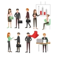 group people business and teamwork vector image
