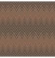 Seamless zigzag hatch pattern Geometric stripy vector image