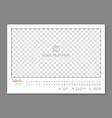 simple wall calendar september 2018 year flat vector image