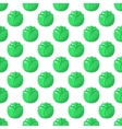 Cabbage pattern seamless vector image
