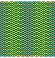color optical psychedelic wave seamless pattern vector image vector image