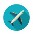 aircraft icon travel summer vacation
